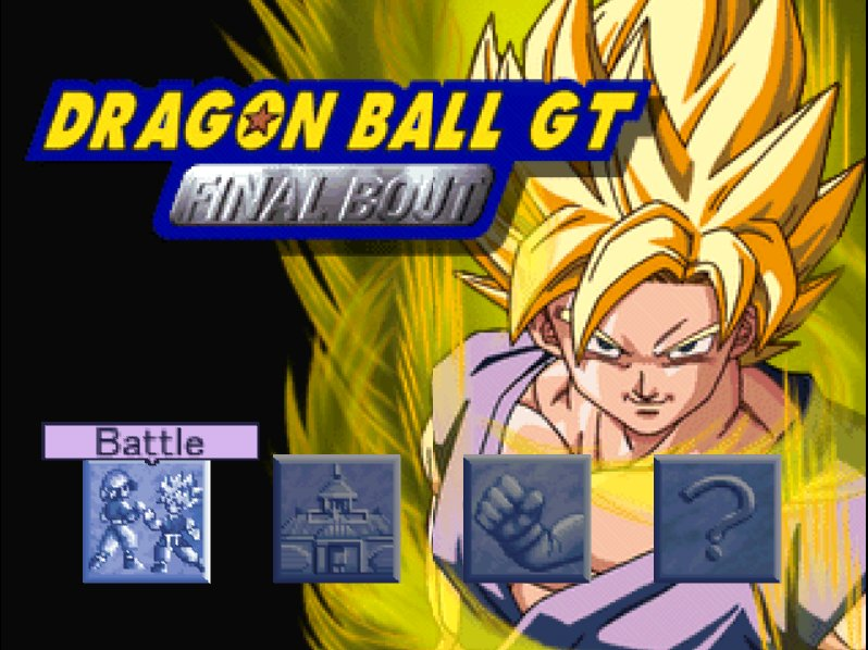Play dragon ball gt final bout sony playstation online | play.